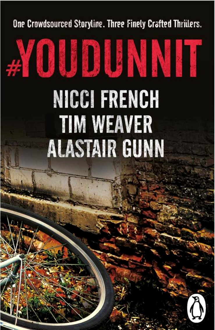 Youdunnit cover 1