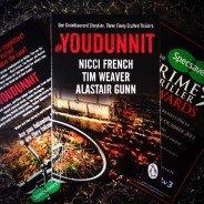 #Youdunnit is here!