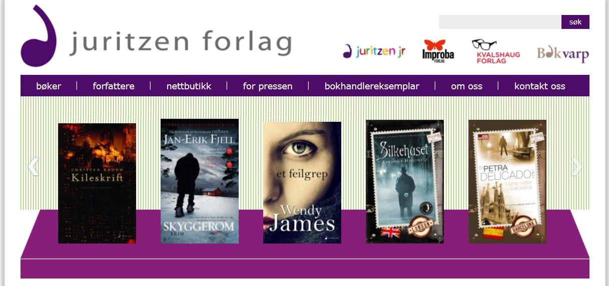 Juritzen Forlag pic1