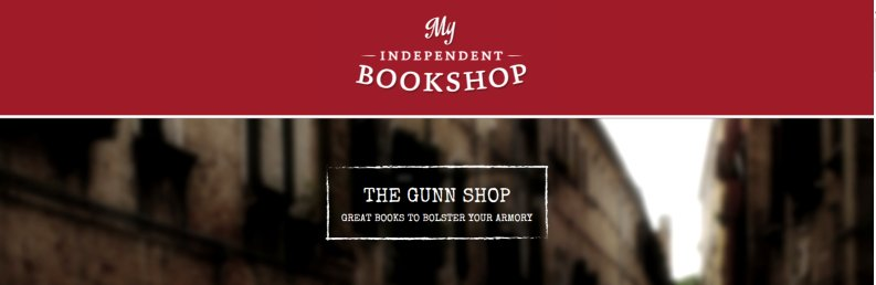 My Independent Bookshop header 2
