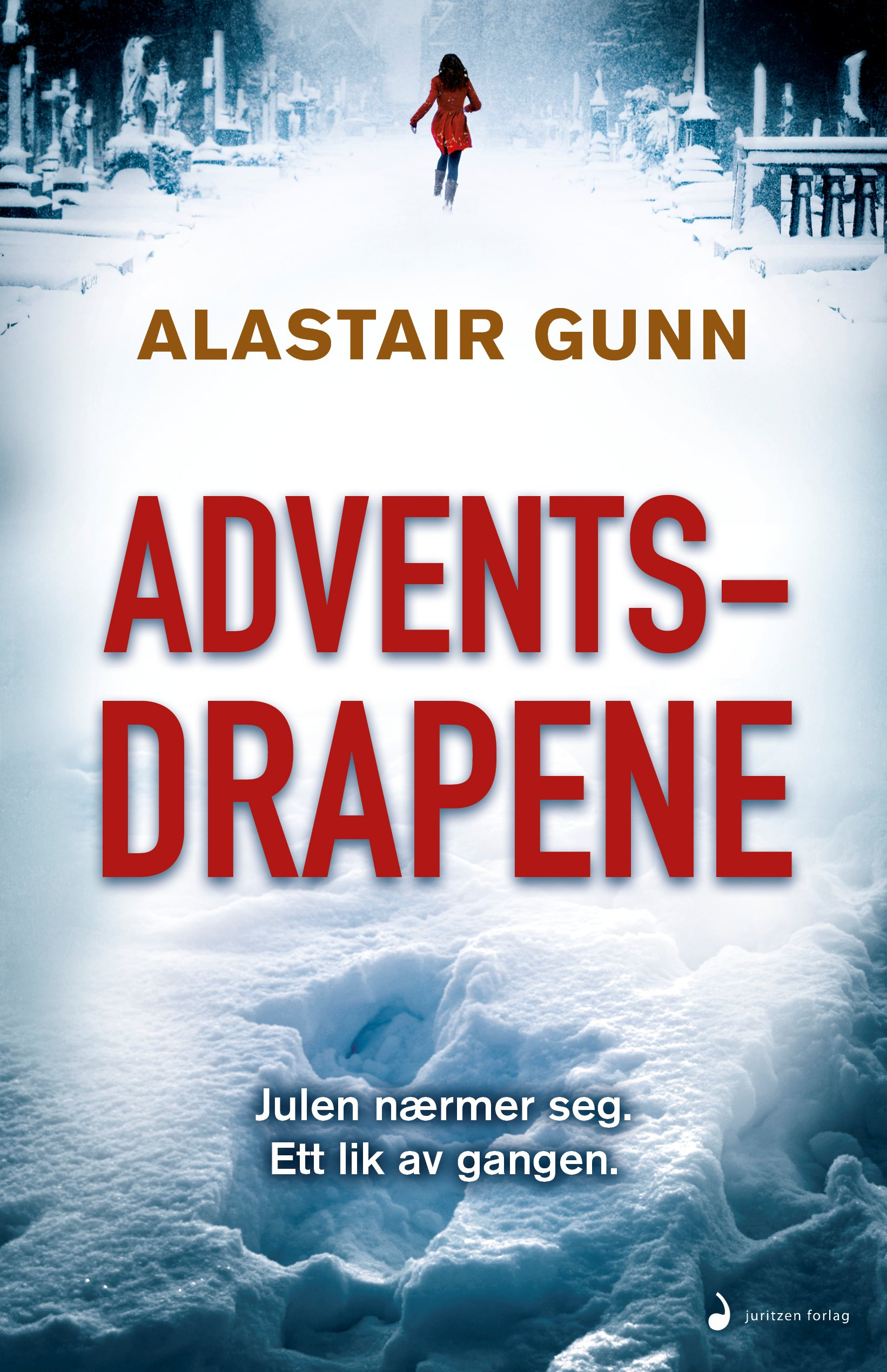 Adventdrapene cover