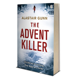 The Advent Killer – reviewed by Crime Fiction Lover