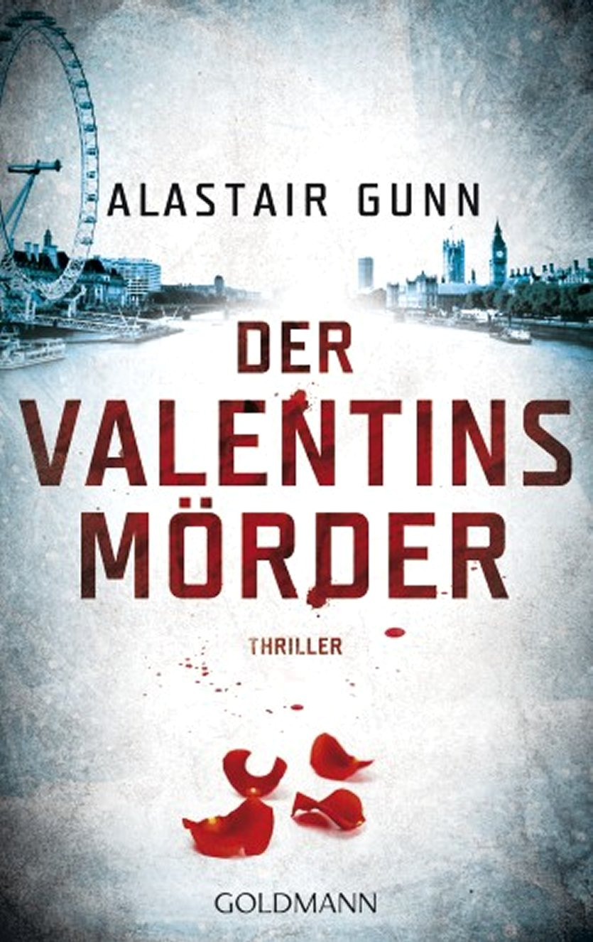Der Valentins Morder cover