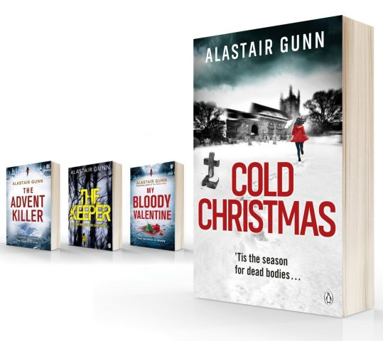 Click here to read more about Alastair Gunn's books